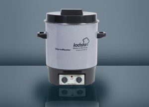 WarmMaster S - On a testé : Le stérilisateur électrique WarmMaster Kochstar