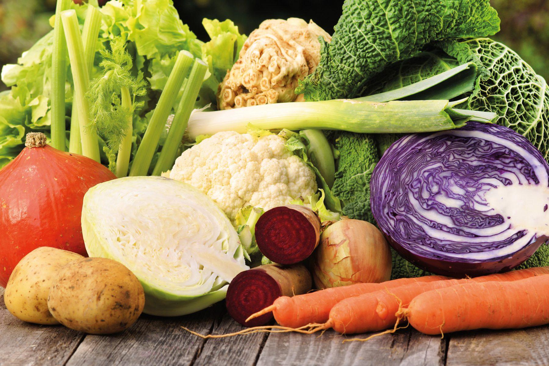 cover mars - Dossier : Fruits et légumes de saison au mois de mars