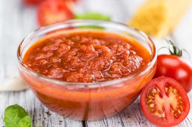 Homemade Tomato Pasta Sauce - Sauce tomate (Bocaux à stériliser ou pas)