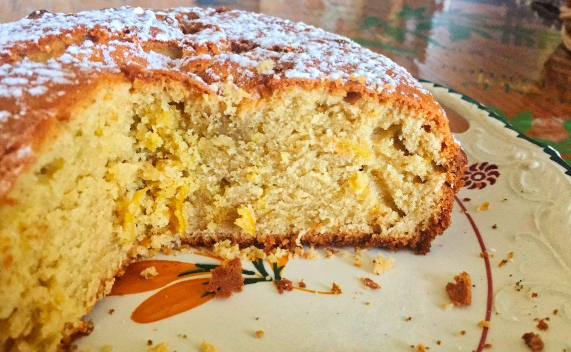 IMG 3386 - Gâteau italien citron et mascarpone