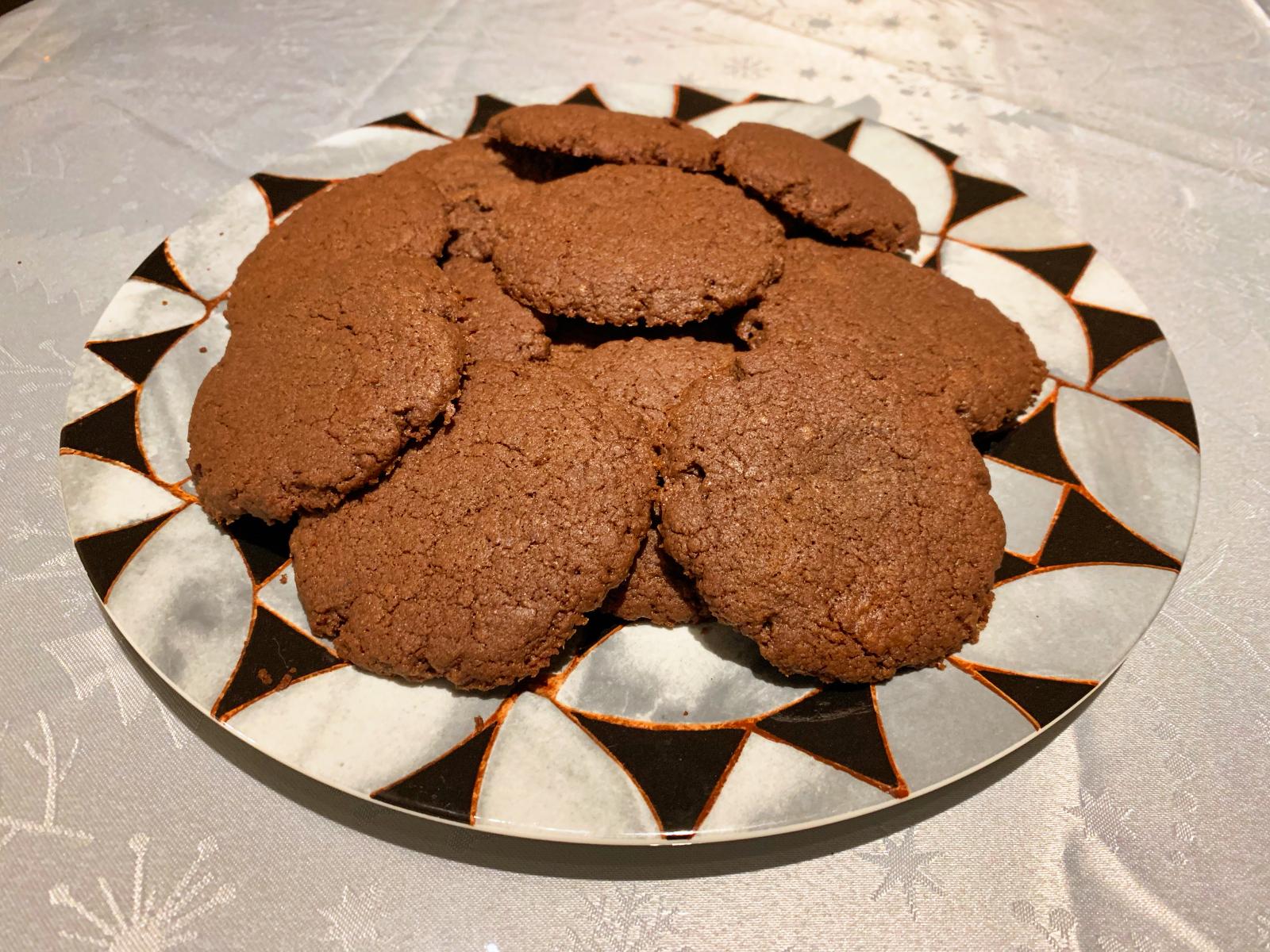 IMG 6101 - Cookies au Nutella