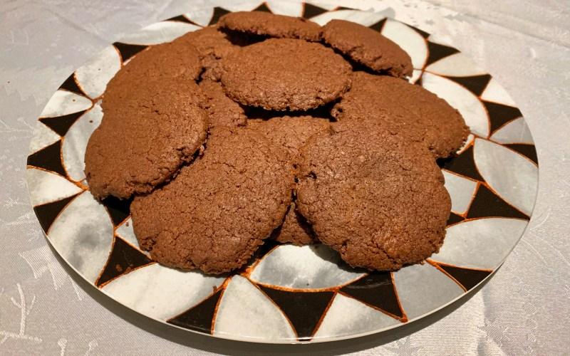 IMG 6101 - Zebra cake vanille-chocolat (Gâteau zébré / tigré)