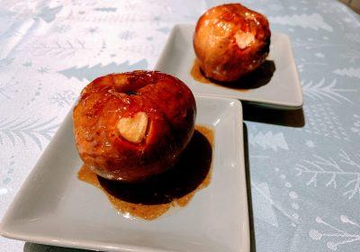 IMG 6120 - Pommes au four au miel