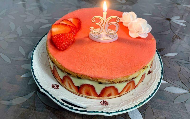 IMG 9877 scaled - Zebra cake vanille-chocolat (Gâteau zébré / tigré)