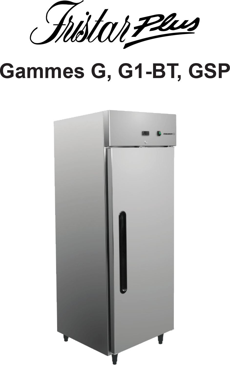 Armoire Froide FRISTAR PLUS Gamme G Propane