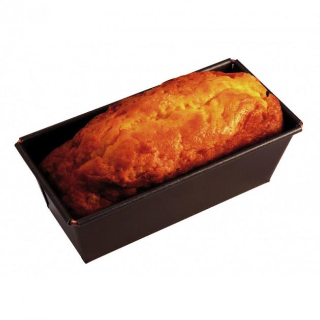 moule a cake anti adhesif 21 x 9 cm x h 7 cm gobel