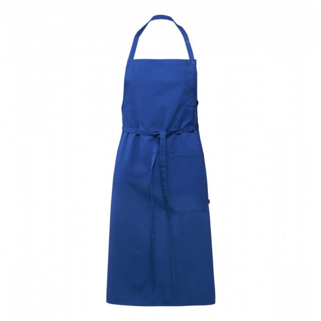 tablier de cuisine bleu roi loti robur