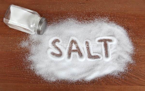Que nous apporte le sel ?