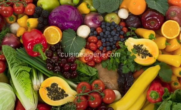 Fruits et légumes : au moins 5 par jour