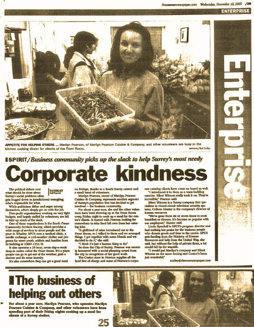Coporate Kindness