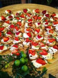 strawberry crostini.w