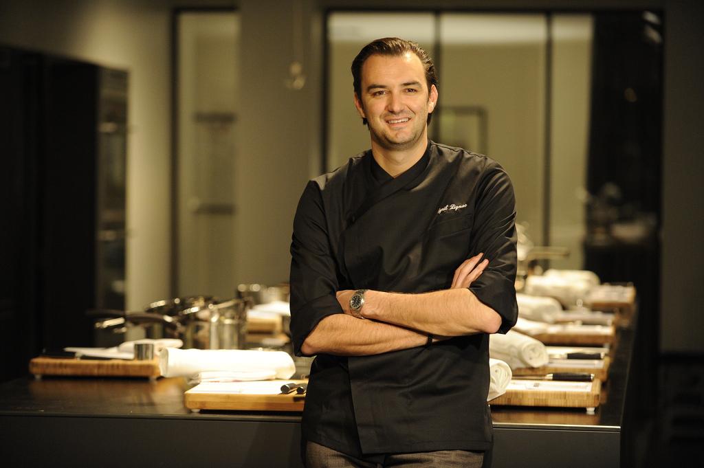 photos cuisine moderne italienne