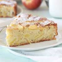 Gâteau aux pommes moelleux facile