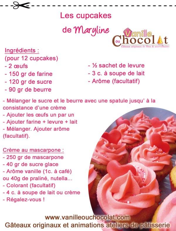 recette-cupcakes