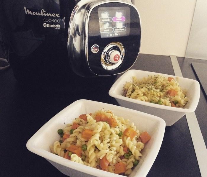 [Recette Cookeo] Fusili aux légumes