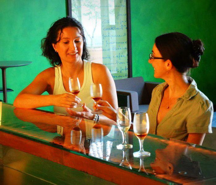 Visite d'une vieille maison héraultaise : Noilly Prat