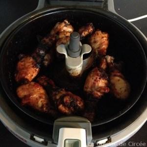 pilons poulet miel coriandre 04
