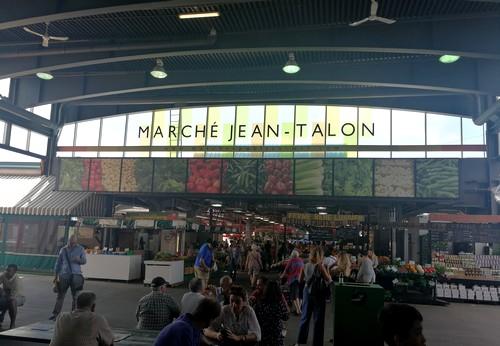 Je vous emmène découvrir le marché Jean-Talon à Montréal