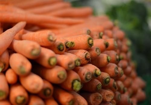 Fruits et légumes du dimanche 15/10/2017 : la carotte