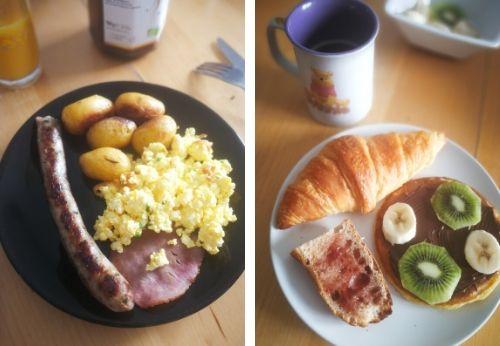 L'instant foodie : le brunch