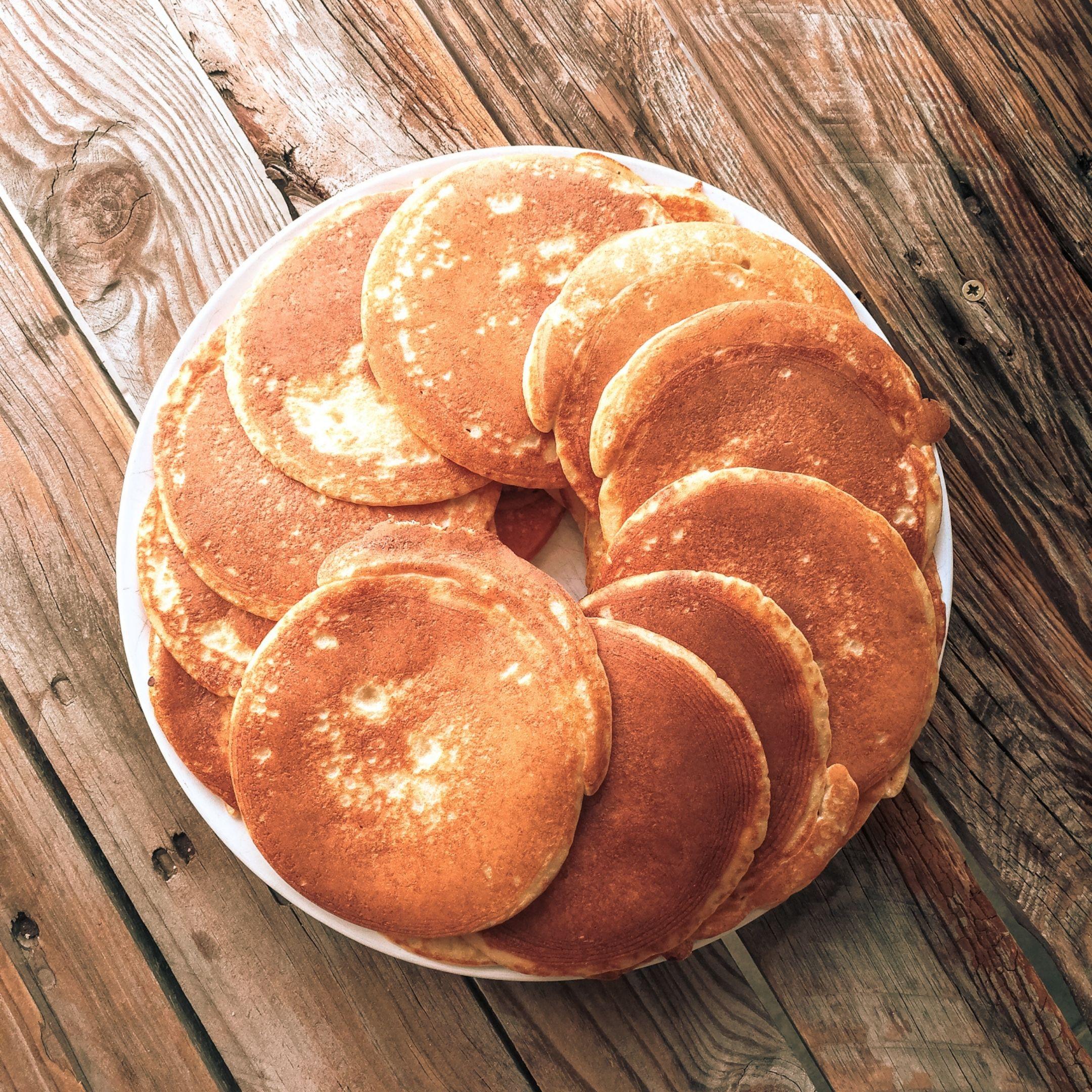 Des pancakes maison pour un bon brunch