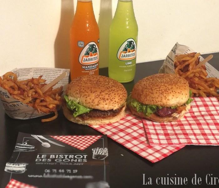 Le Bistrot des Gônes, food truck à Montpellier