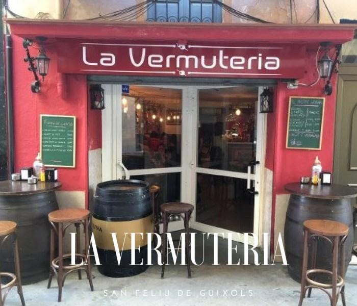 La Vermuteria à Sant Feliu de Guixols