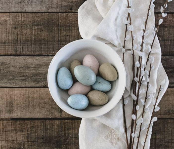 Passer Pâques pendant le confinement