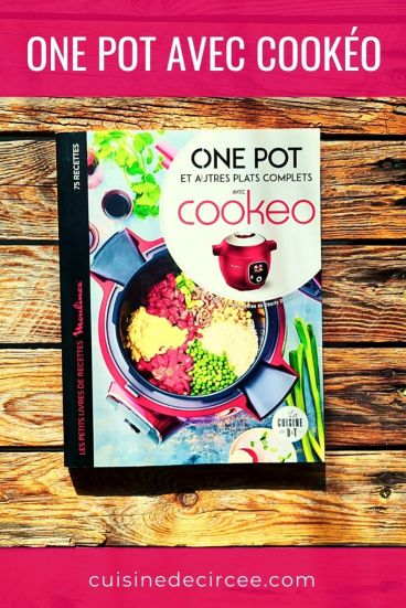 one pot cookeo