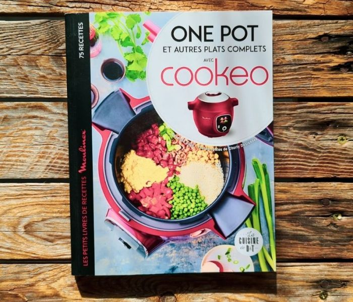One pot Cookeo, pour cuisiner vite et bien !
