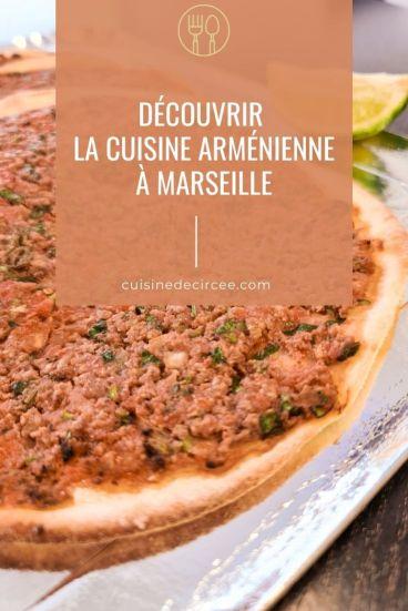 Cuisine arménienne à Marseille