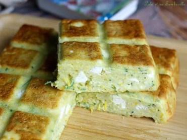 Cake courgettes & feta (5)