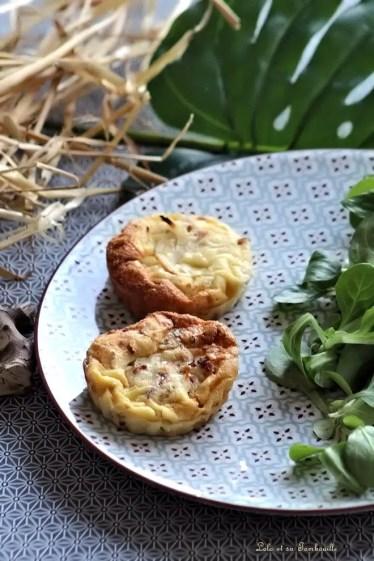 Clafoutis aux tomates séchées & lardons (5)