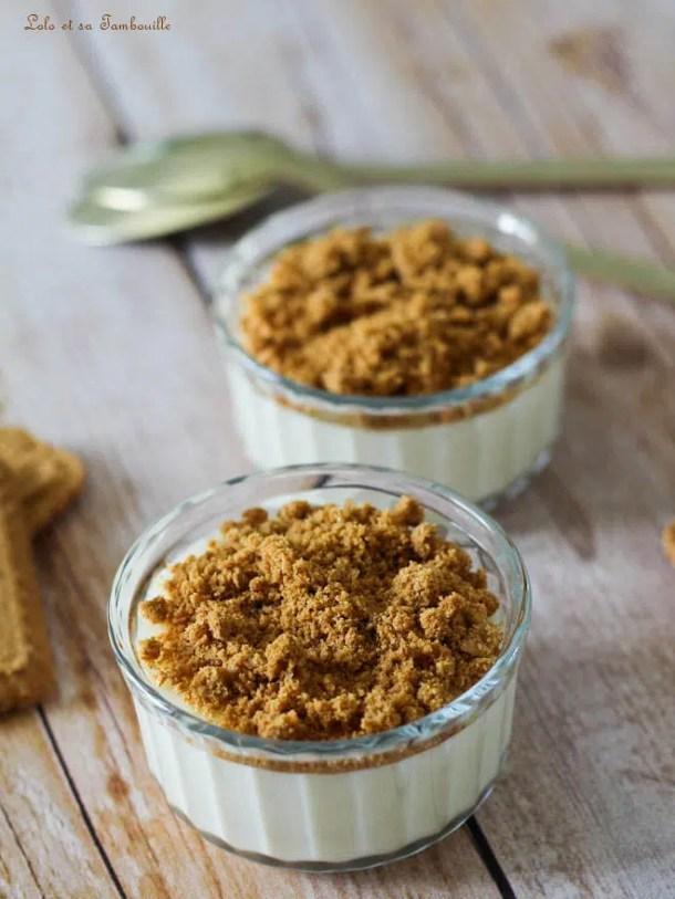 Crèmes express à la vanille