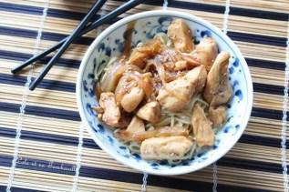 Emincés de poulet au miel & cannelle (4)