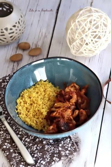 Poulet épicé aux noix de cajou (5)