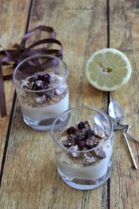 Verrines de crème de citron allégée (2)