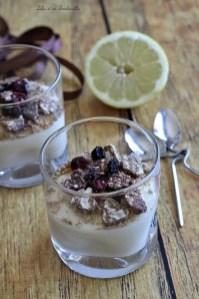Verrines de crème de citron allégée (3)