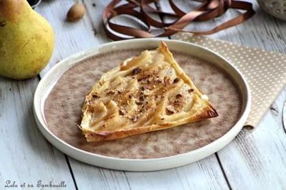 Tartelettes express aux poires (5)
