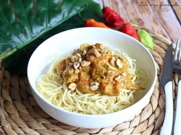 Curry de crevettes (3)