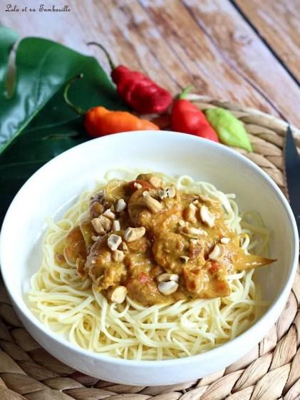Curry de crevettes (6)