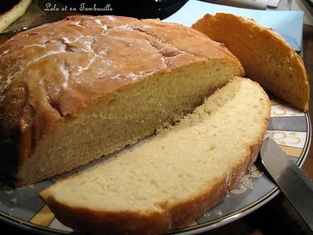 Farl le pain de Paul Hollywood