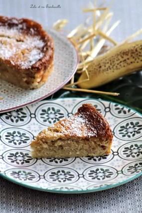 Gâteau à la banane & poudre d'amandes (4)