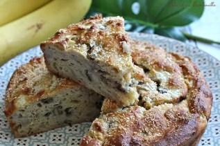 Gâteau à la ricotta & bananes (4)