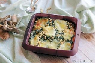 Lasagnes aux épinards (2)