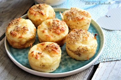 Bouchées à la mozzarella & parmesan (2)