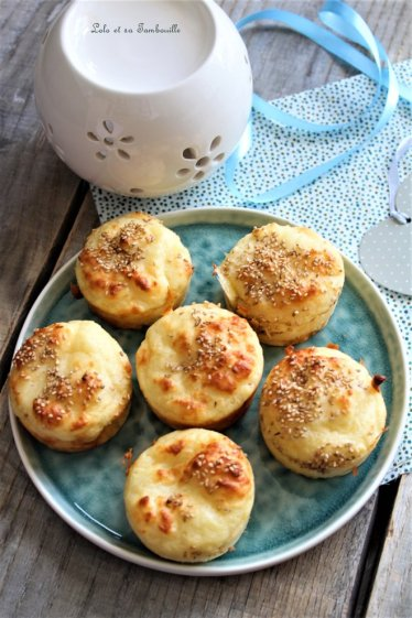 Bouchées à la mozzarella & parmesan (3)