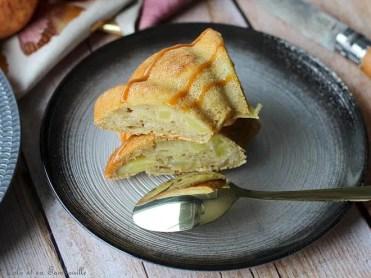 Gâteau moelleux aux pommes (1)