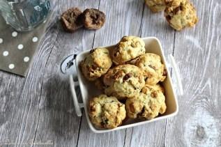 Cookies salés aux figues & parmesan (5)