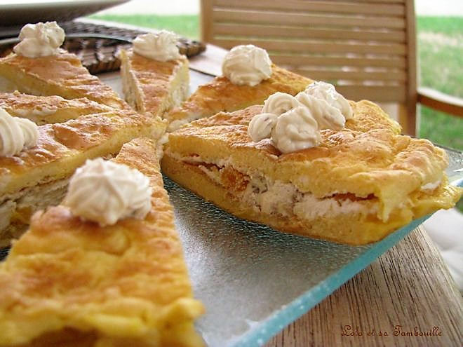 Sandwichs d'omelette